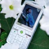 联想S9手机之琉璃蓝款