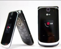 LG新款巧克力手机KG810