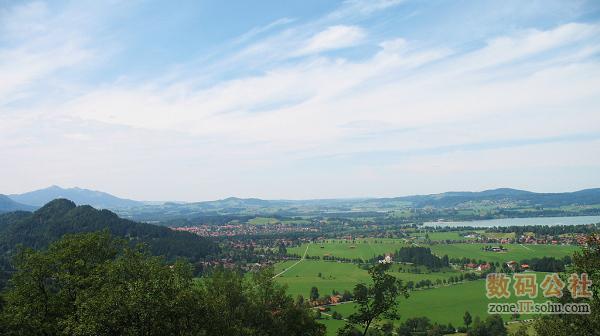 看了德国的农村,你就知道为什么德国盛产童话了~~德国特色的农村--红房子