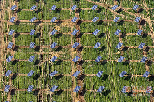 巴伐利亚附近太阳能发电