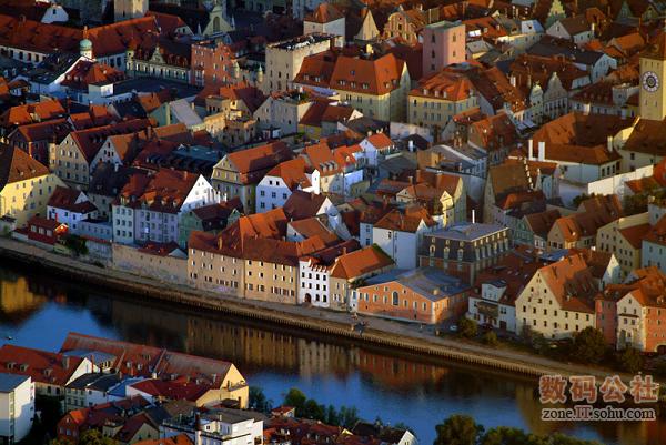 Regensburg小镇
