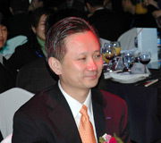 三星电子无线事业部中国区总经理周晓阳