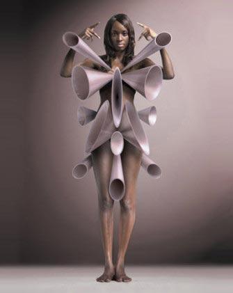 女性人体的另类艺术 搜狐数码天下