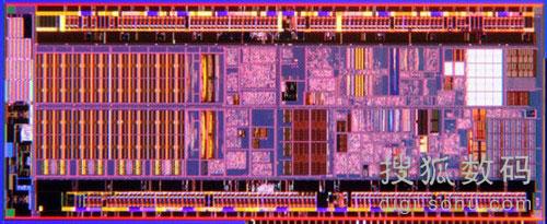 atom处理器核心内部结构图