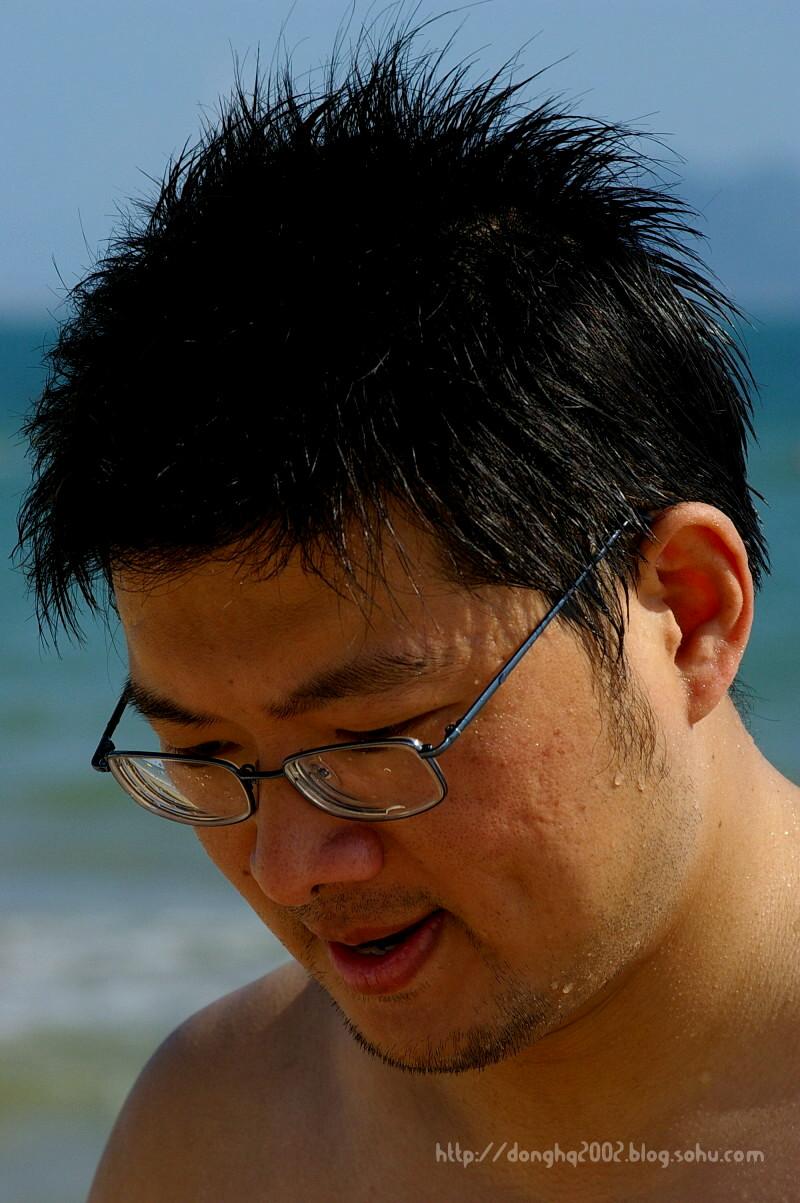 海南之旅第二天:大海沙滩美女椰树-董海泉-搜狐博客