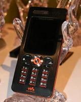 索爱W880