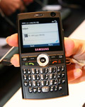 三星3G智能手机i600