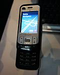 诺基亚导航手机6110