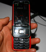 诺基亚5610 XpressMusic
