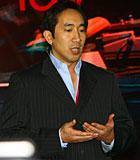 诺基亚大中国区多媒体事业部渠道和销售发展副总裁黄伽卫
