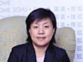 索尼爱立信中国有限公司副总裁李艳