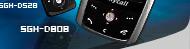 三星Anycall,华铂系列手机,三星D528,D808,D828