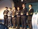 年度手机获奖企业代表