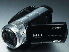索尼HDR-SR1E