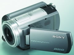索尼DCR-SR60E