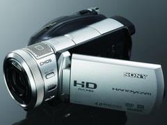 索尼HDR-UX1E