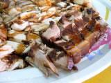 传统的海南鸡饭